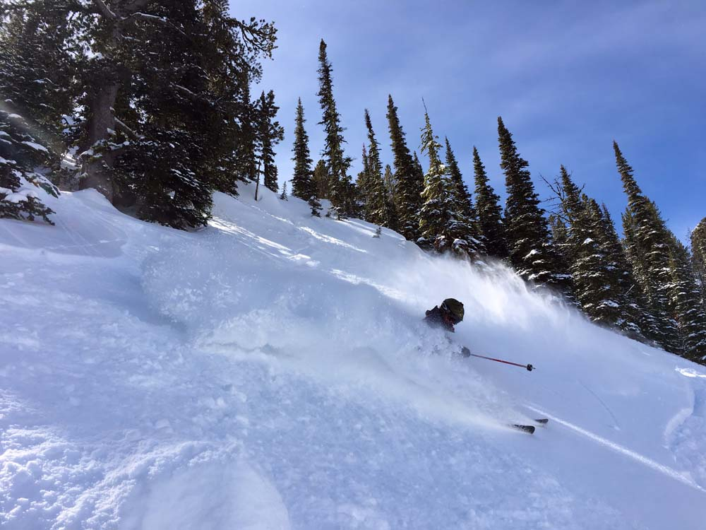 Terrain Parks at Lost Trail Ski Area